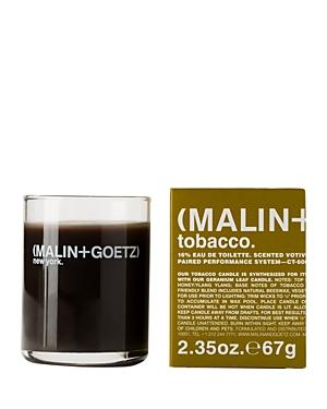 Malin+Goetz Tobacco Votive Candle 2.35 oz.