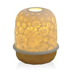 Bernardaud Lampias LED Gold Zinnias Light - Bloomingdale's_0