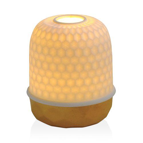 Bernardaud - Lampion LED Gold Diamond Light
