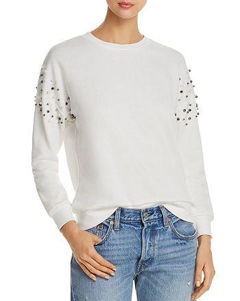 Alison Andrews - Embellished Sweatshirt