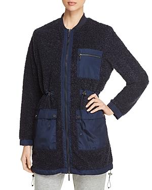 Kenneth Cole Sherpa Utility Jacket