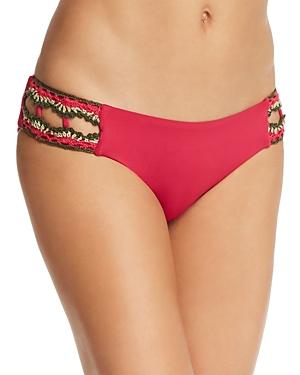 Becca by Rebecca Virtue Medina Halter Bikini Top