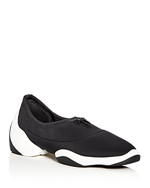 Giuseppe Zanotti Women's Donna Stretch Slip-On Sneakers