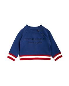 Burberry Boys' Stanley Logo Sweatshirt - Baby - Bloomingdale's_0