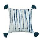 "Sparrow & Wren Shibori Tassel Decorative Pillow, 20"" x 20"" - 100% Exclusive"
