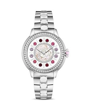 Fendi Fendi IShine Diamond & Rotating Gemstones Watch, 33mm-Jewelry & Accessories