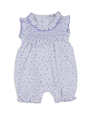 Kissy Kissy Girls' Floral Bubble Playsuit - Baby