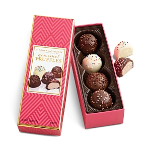 Harry London 4 Piece Truffles Gift Box