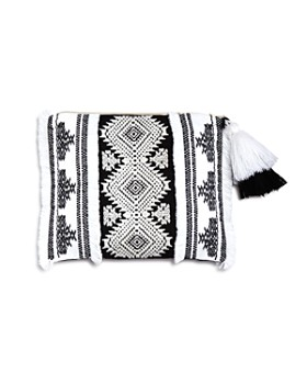 Sky - Tulum Embroidered Pouch - 100% Exclusive