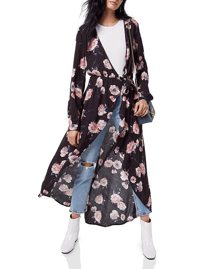 Cotton Candy LA - Floral Wrap Dress, ATM Anthony Thomas Melillo Bodysuit & More