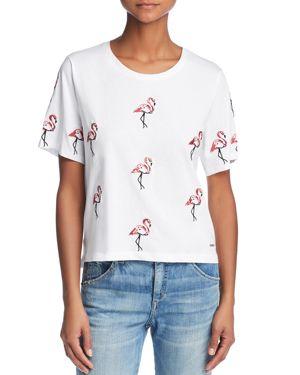 Guess Flamingos Tee