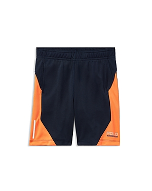 Ralph Lauren Childrenswear Boys Mesh Athletic Shorts  Little Kid