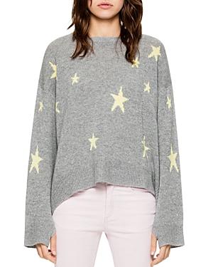 Zadig & Voltaire Markus Bis Star Cashmere Sweater