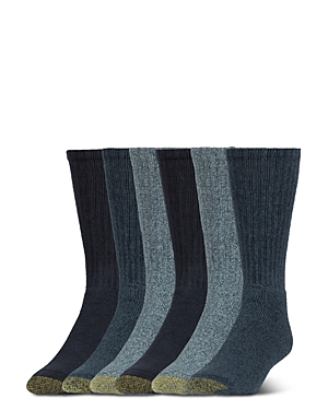 Gold Toe Comfort Socks, Pack of 6