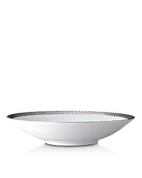 L'Objet - Corde Platinum Soup Plate