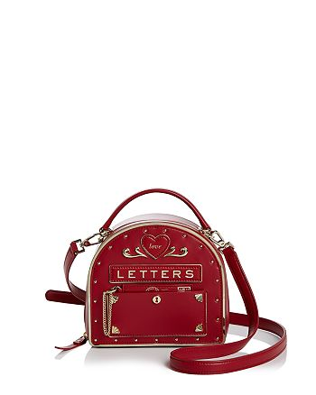 kate spade new york - Yours Truly Leather Mailbox Bag