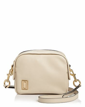 d0650a50df04 MARC JACOBS - The Mini Squeeze Leather Crossbody Bag