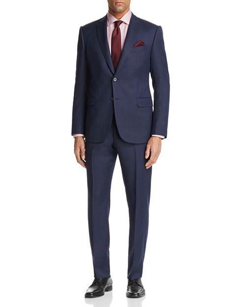 Emporio Armani - Tonal Stitch Regular Fit Suit