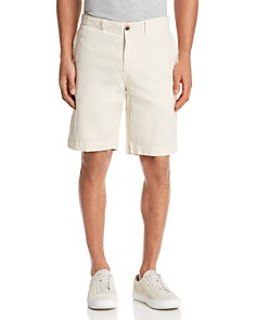 Billy Reid Clyde Linen Shorts - Bloomingdale's_0