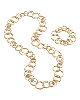 """Marco Bicego - 18K Yellow Gold Luce Convertible Necklace, 36"""" - 100% Exclusive"""
