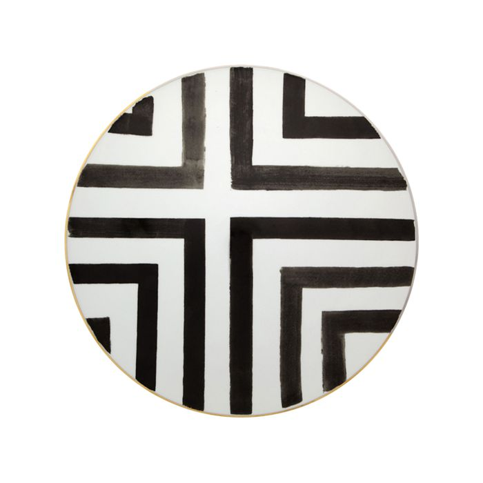 Vista Alegre - Sol y Sombra by Christian Lacroix Charger Plate