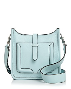 Rebecca Minkoff - Mini Unlined Feed Leather Crossbody - 100% Exclusive