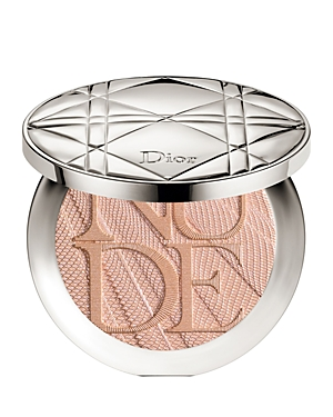 Dior Diorskin Nude Air Luminizer: Glow Addict Edition Holographic Sculpting Powder