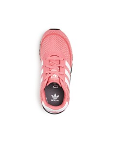 Adidas - Unisex Iniki Knit Slip-On Sneakers - Walker, Toddler