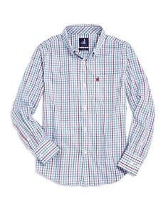 Johnnie-O Boys' Lyle Performance Woven Shirt - Little Kid, Big Kid - Bloomingdale's_0
