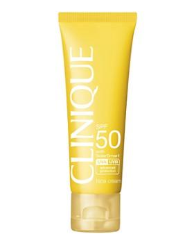 Clinique - SPF 50 Sunscreen Face Cream
