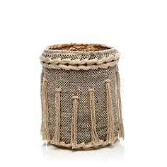 Sparrow x Wren Hand-Woven Jute-Detail Cotton Basket, Small - 100% Exclusive - Bloomingdale's Registry_0