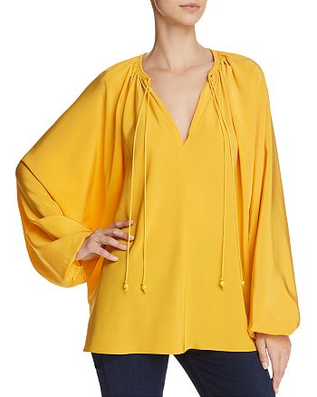 Elizabeth and James - Chance Silk Top