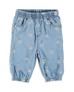 Stella McCartney Boys' Denim Skull-Print Pants - Baby - Bloomingdale's_0