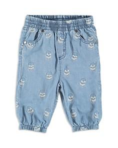 Stella McCartney Boys' Denim Skull-Print Pants - Baby - Bloomingdale's_0