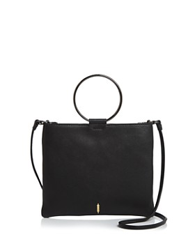 Thacker - Le Pouch Leather Crossbody
