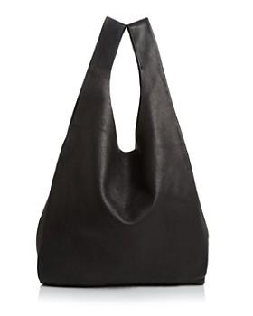 Baggu - Leather Hobo