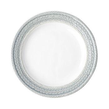 Juliska - Le Panier Grey Mist Dinner Plate