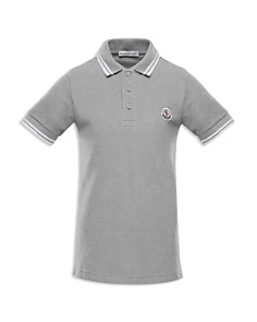 Moncler Boys' Tipped Polo - Big Kid - Bloomingdale's_0
