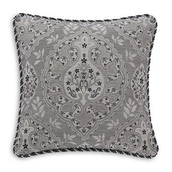 "Waterford - Bainbridge Decorative Pillow, 18"" x 18"""