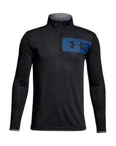 Under Armour Boys' Lightweight Quarter-Zip Shirt - Big Kid - Bloomingdale's_0