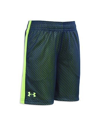 Under Armour - Boys' Mesh Performance Shorts - Little Kid