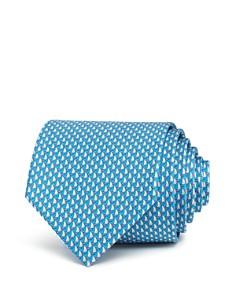 Salvatore Ferragamo Sailboats Classic Tie - Bloomingdale's_0