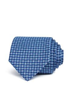 Salvatore Ferragamo Linking Gancini Classic Tie - Bloomingdale's_0