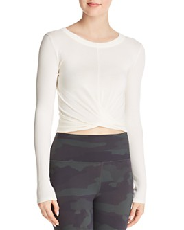 Alo Yoga - Twist-Front Top