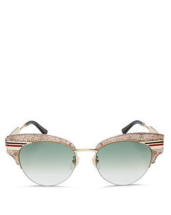 Gucci - Women's Vintage Cat Eye Sunglasses, 53mm
