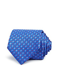 Canali Florette Neat Classic Tie - Bloomingdale's_0