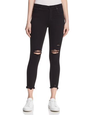 Cult Skinny Ankle Jeans In Possession by Nobody