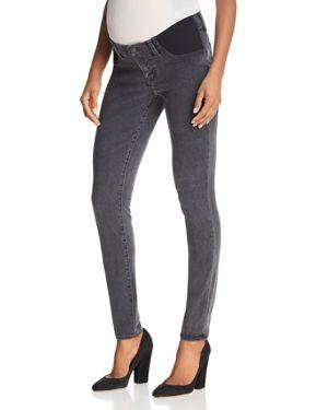 J Brand Mama J Maternity Skinny Jeans in Dust 2847956