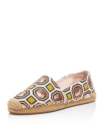 aa2b68f64cc Tory Burch - Women s Cecily Embellished Espadrilles