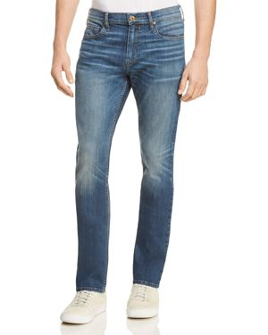 Paige Federal Slim Fit Jeans in Harlan